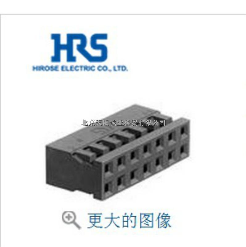 供应  HIROSE集管线壳  A3B-6D-2C   原装正品-A3B-6D-2C尽在买卖IC网